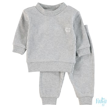wafelpyjama Grey Melee